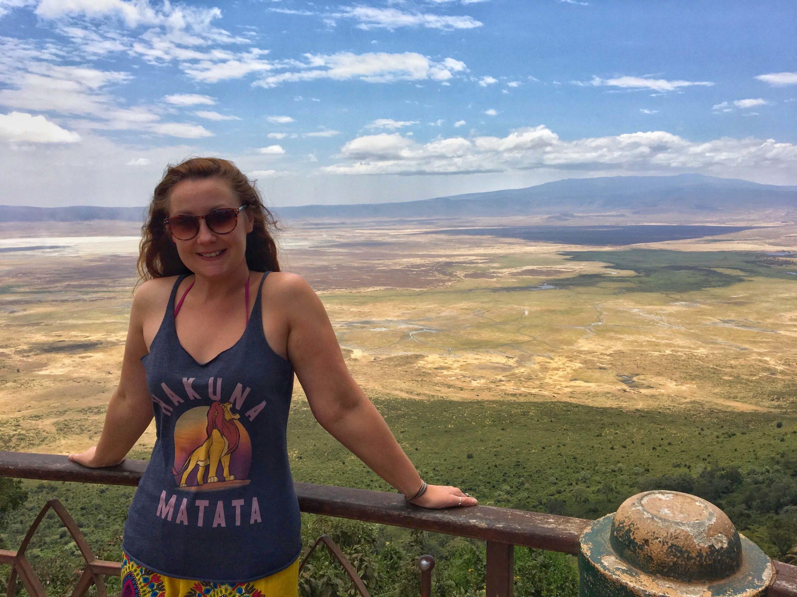 Ngorongongo Crater Tanzania