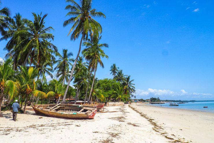 Bagamoyo Beach, Tanzania