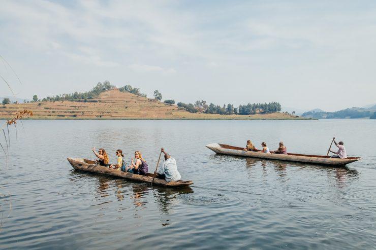 Lake Bunyoni Canoe