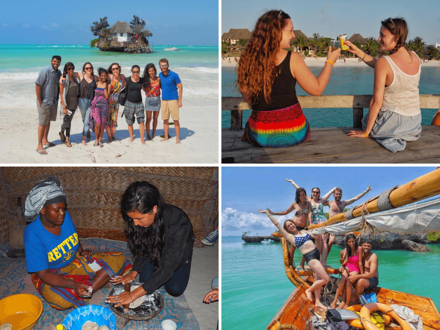Tanzania & Zanzibar African Adventure Tour