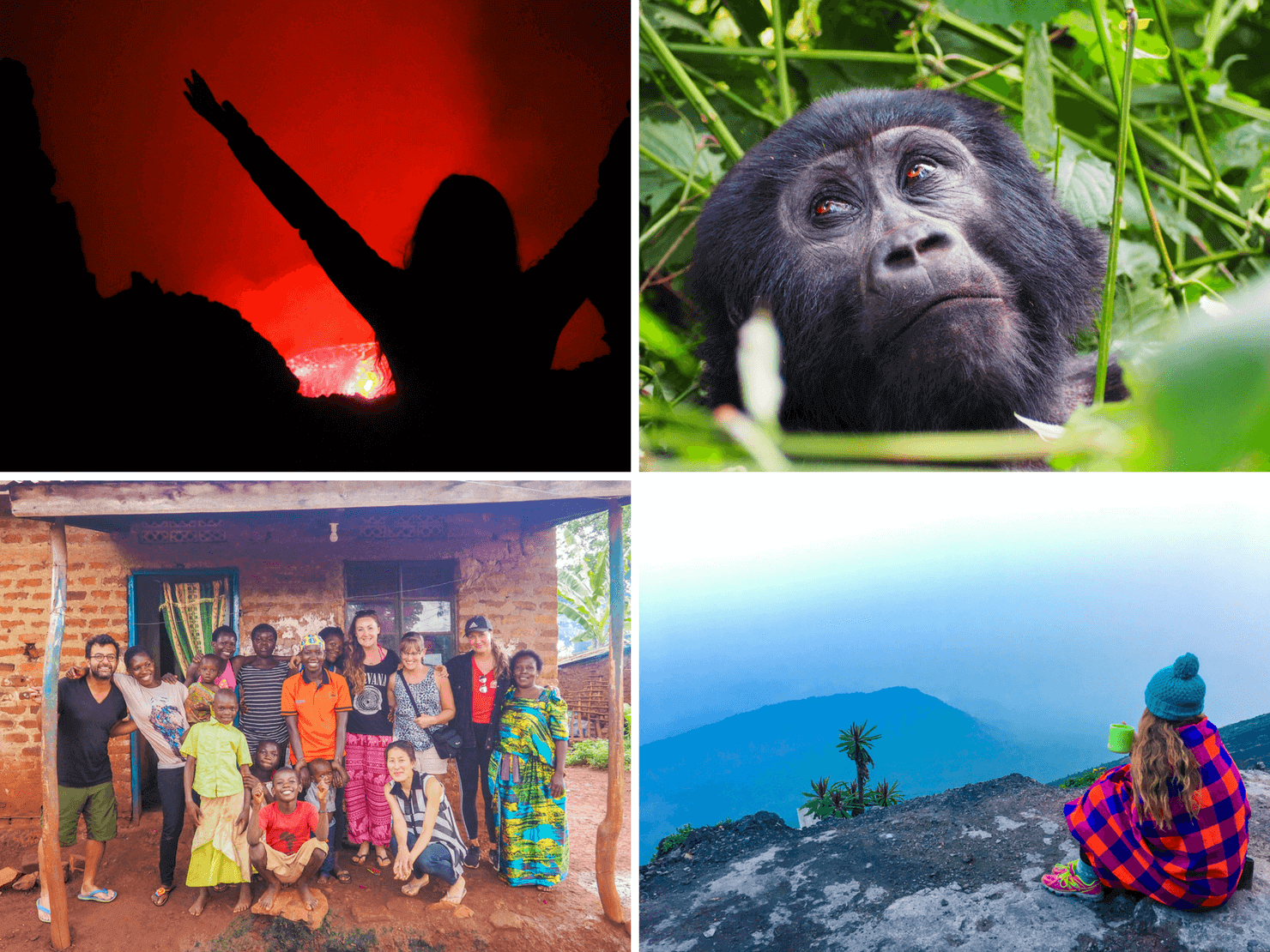 Uganda, Rwanda & DRC African Adventure Tour