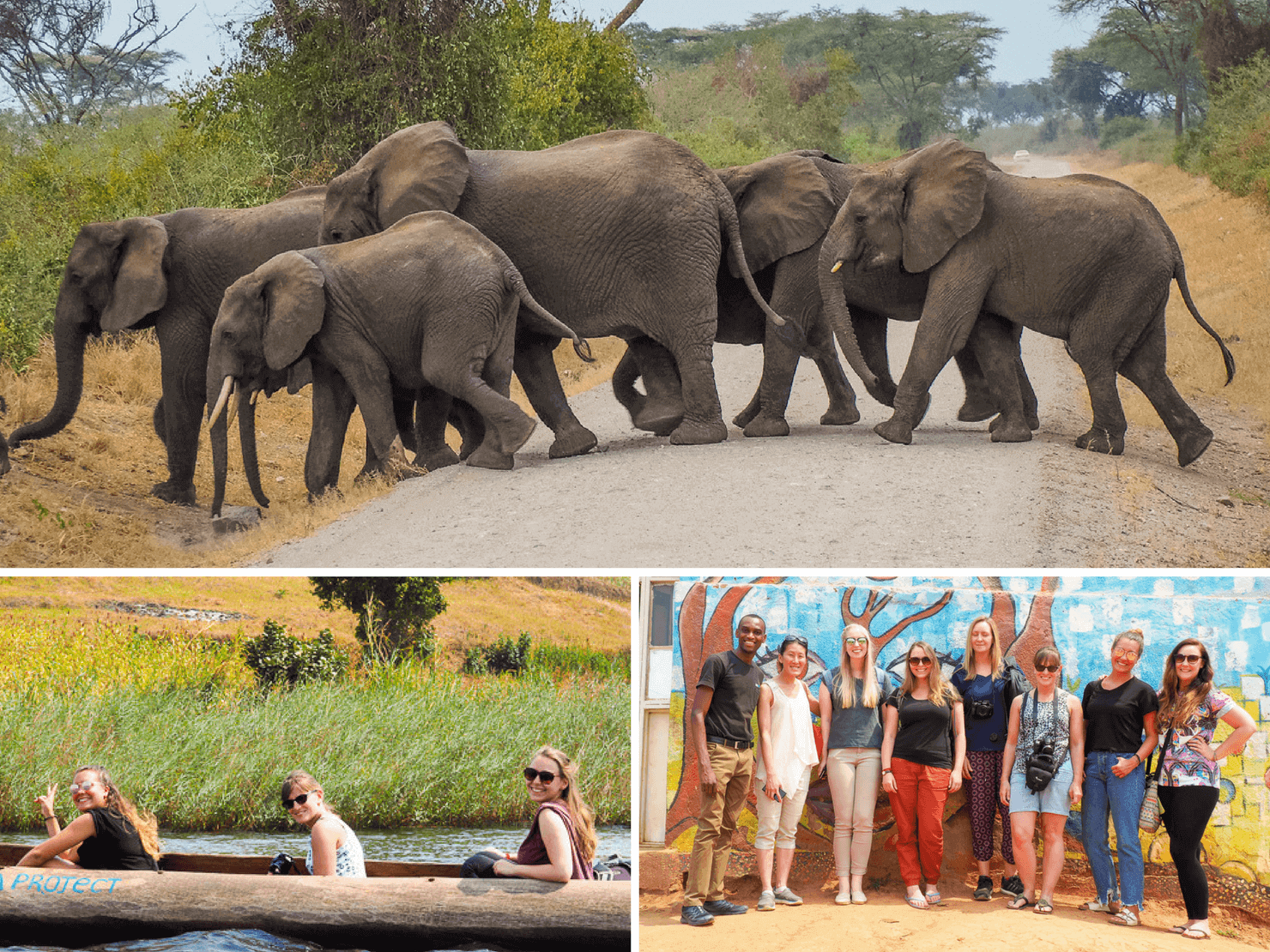 Out of Africa: The 2017 Rock My Adventure Tours in Pictures