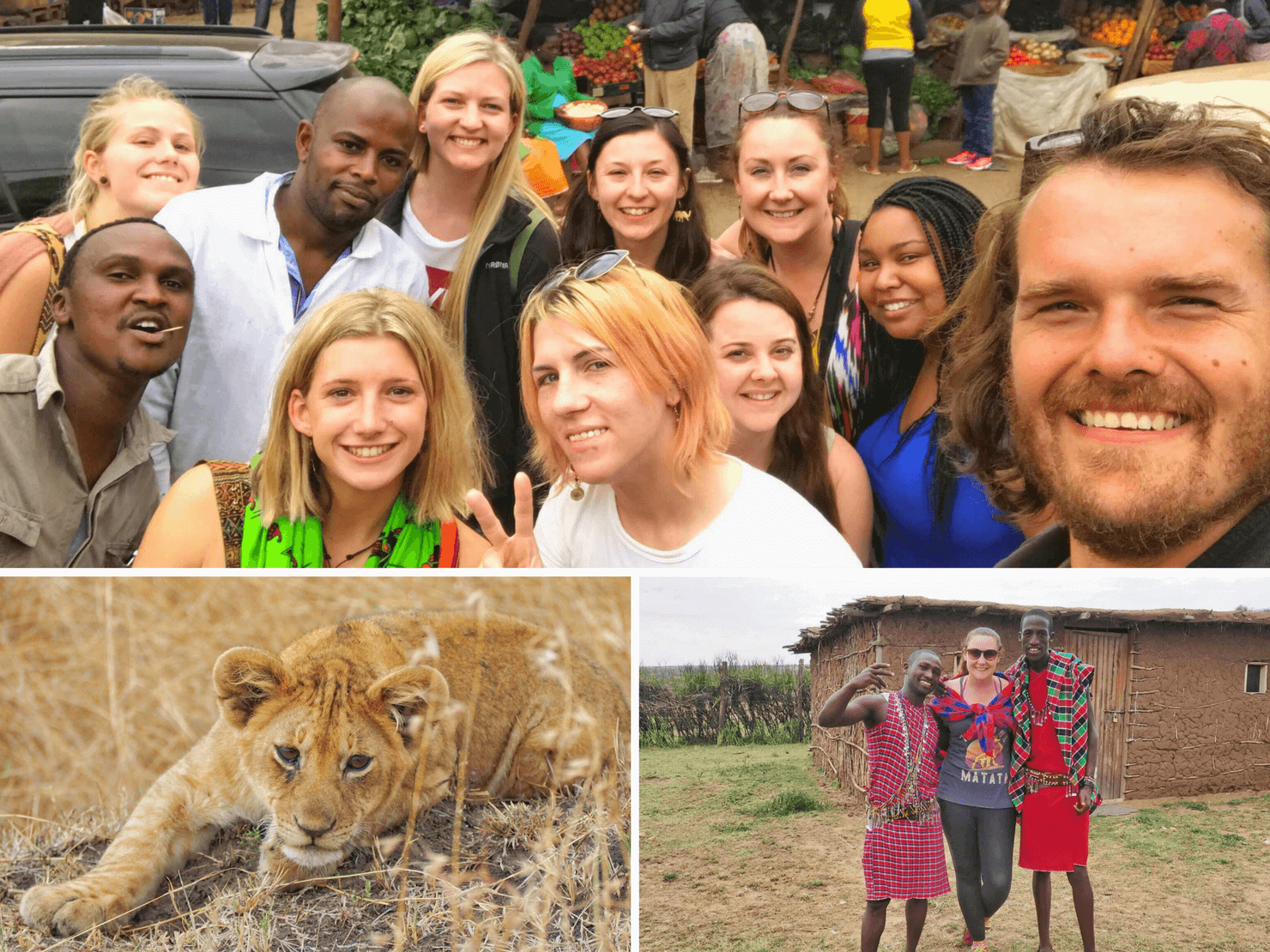 Kenya African Adventure Tour