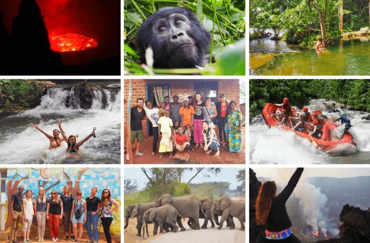 Uganda, Rwanda & DRC Small Group Adventure Tour