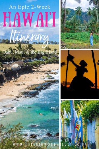 2-Week Hawaii Itinerary