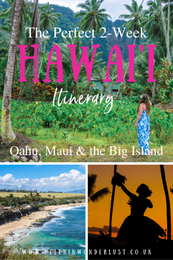 Two Week Hawaii Itinerary