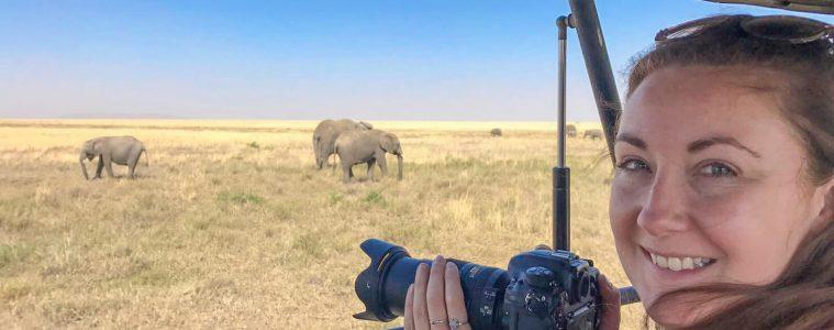 Serengeti safari in Tanzania