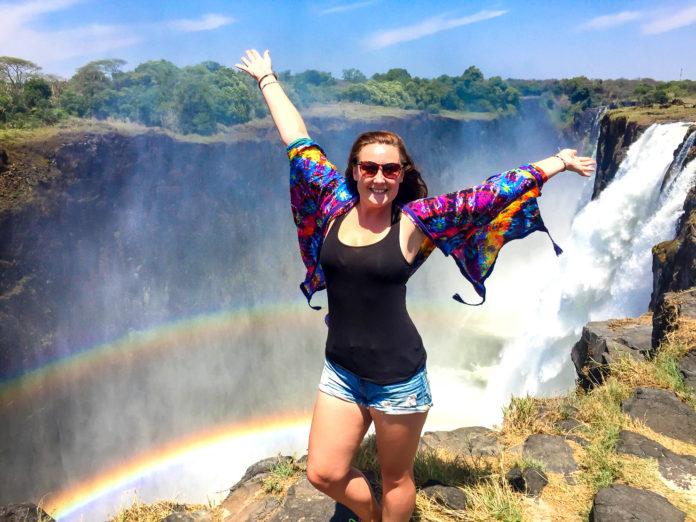 Victoria Falls in Zambia