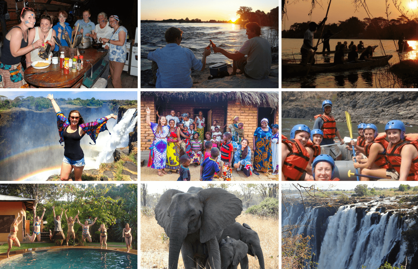 Zambia, Malawi & Botswana Small Group Tour