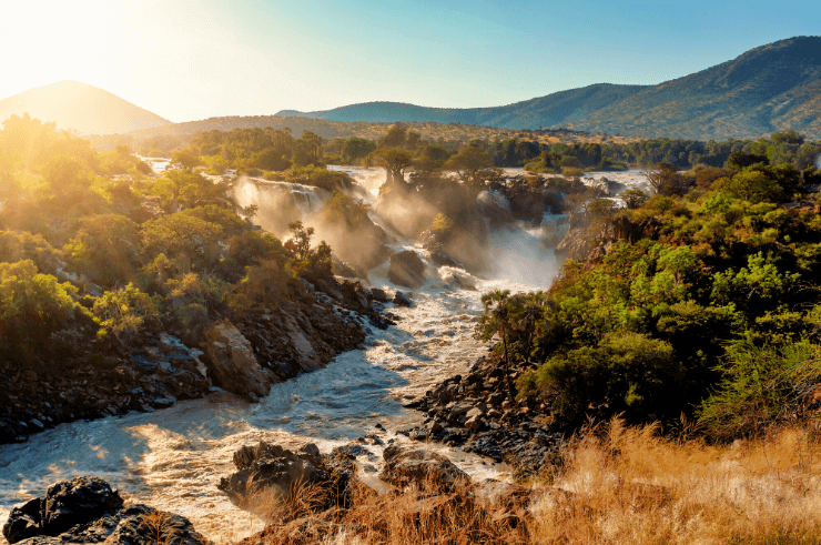 Epupa Falls Namibia - Things To Do in Namibia