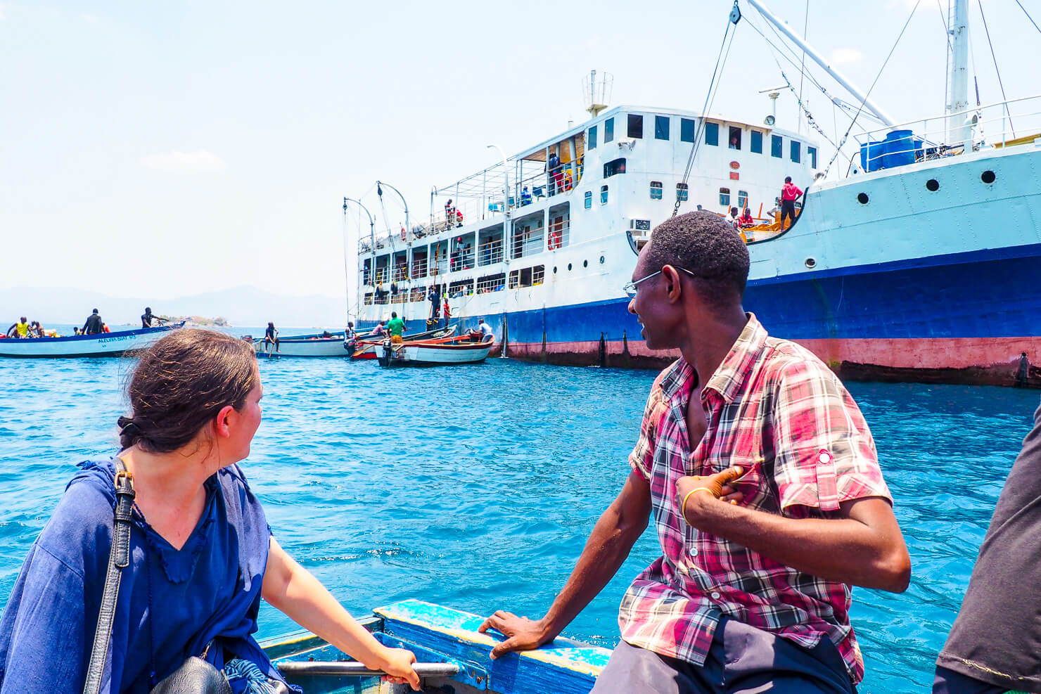 The Ilala Ferry, Malawi - Tips and Information