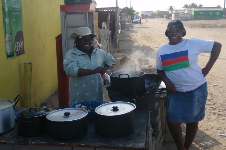 Modesa Township, Swakopmund, Namibia