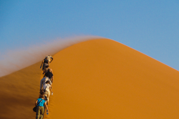 Things to Do & See in Namibia
