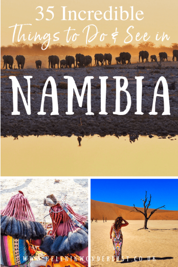 The Best Things To Do in Namibia