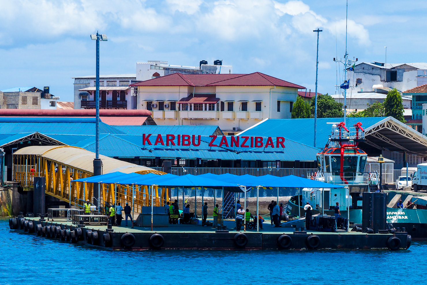 A Guide to Taking the Dar es Salaam to Zanzibar Ferry
