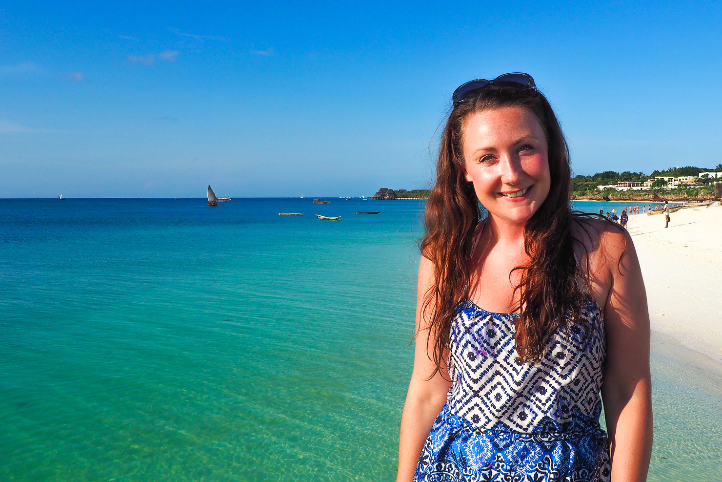 Solo Female Travel in Zanzibar