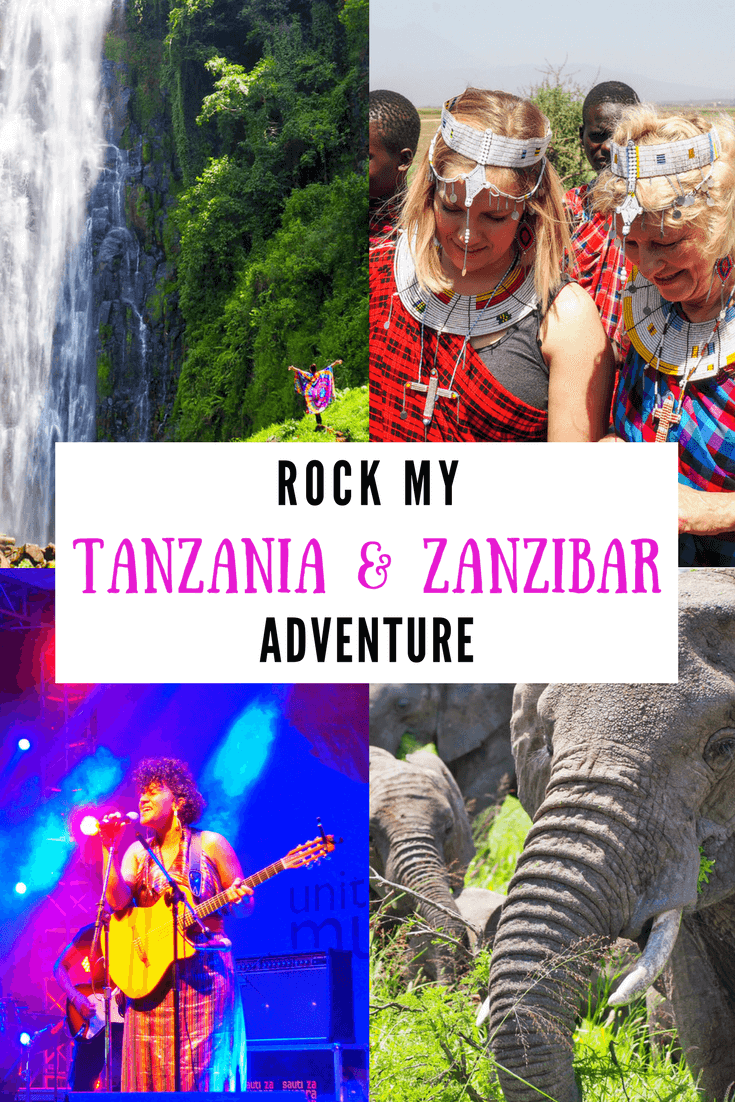 Tanzania, Zanzibar & Sauti za Busara Festival Adventure Tour - Rock My Adventure by Helen in Wonderlust