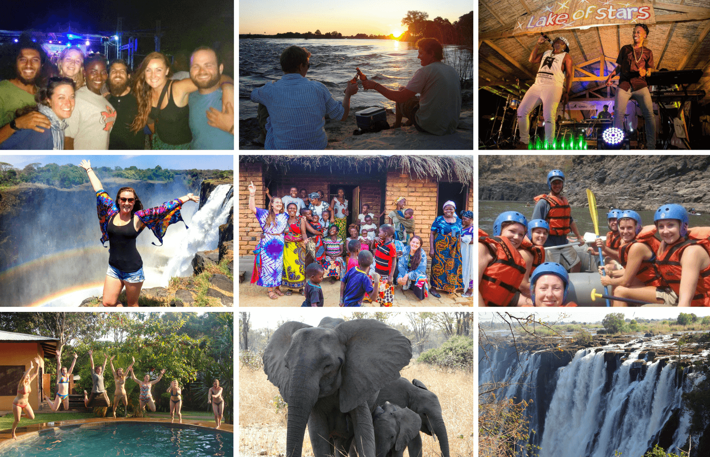 Lake of Stars, Zambia, Malawi & Botswana Festival Adventure
