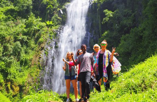 Materuni Waterfall Tanzania