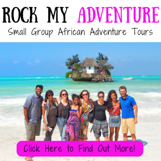 Rock My Adventure Africa Tours