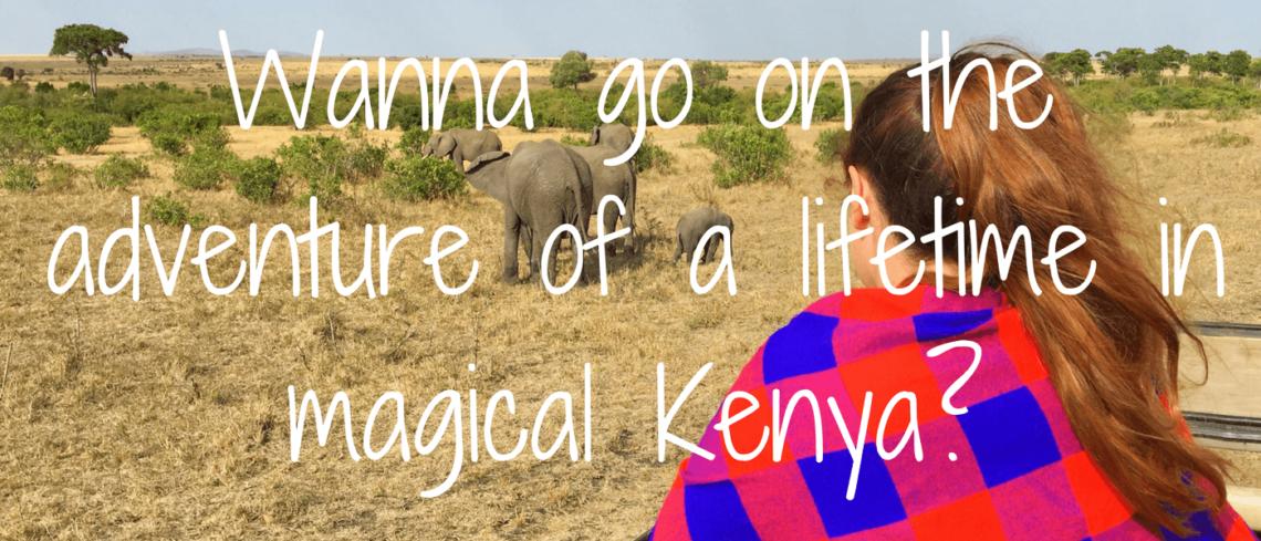 Kenya Adventure Small Group Tour