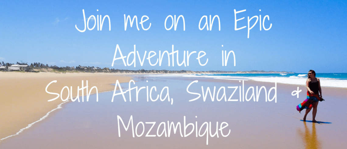 South Africa, Swaziland & Mozambique Adventure