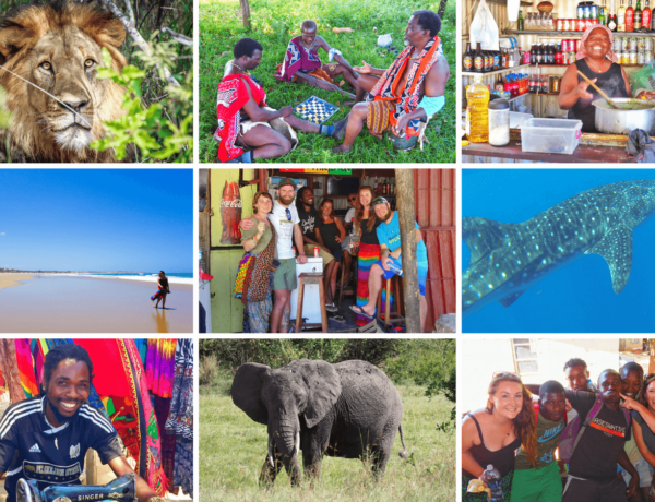 South Africa, Swaziland & Mozambique Group Tour