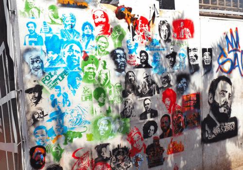 Street Art, Maboneng, Johannesburg