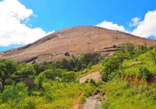 Sibebe Rock, Swaziland
