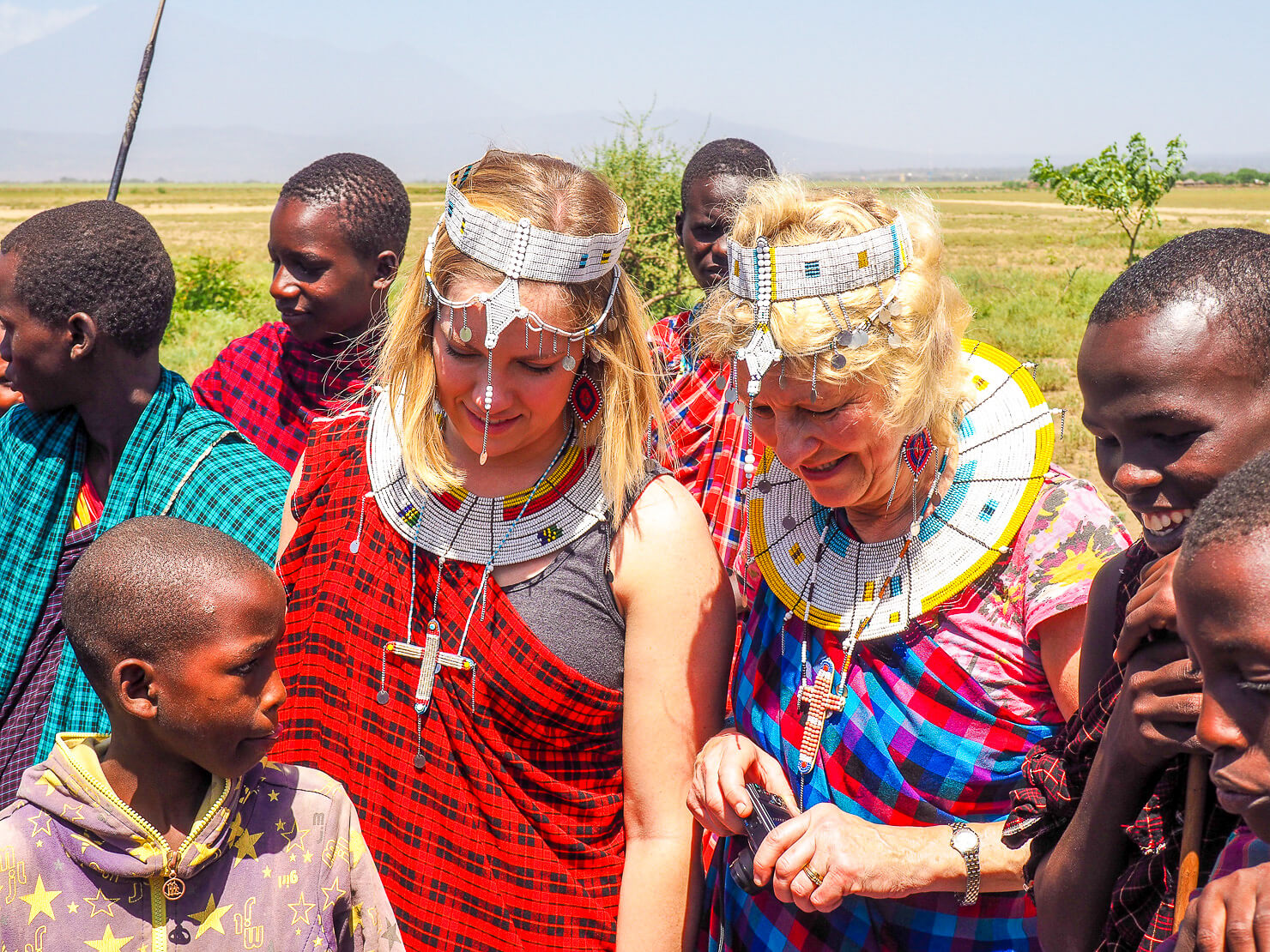 Visit to a Maasai Village in Tanzania - Rock My Adventure