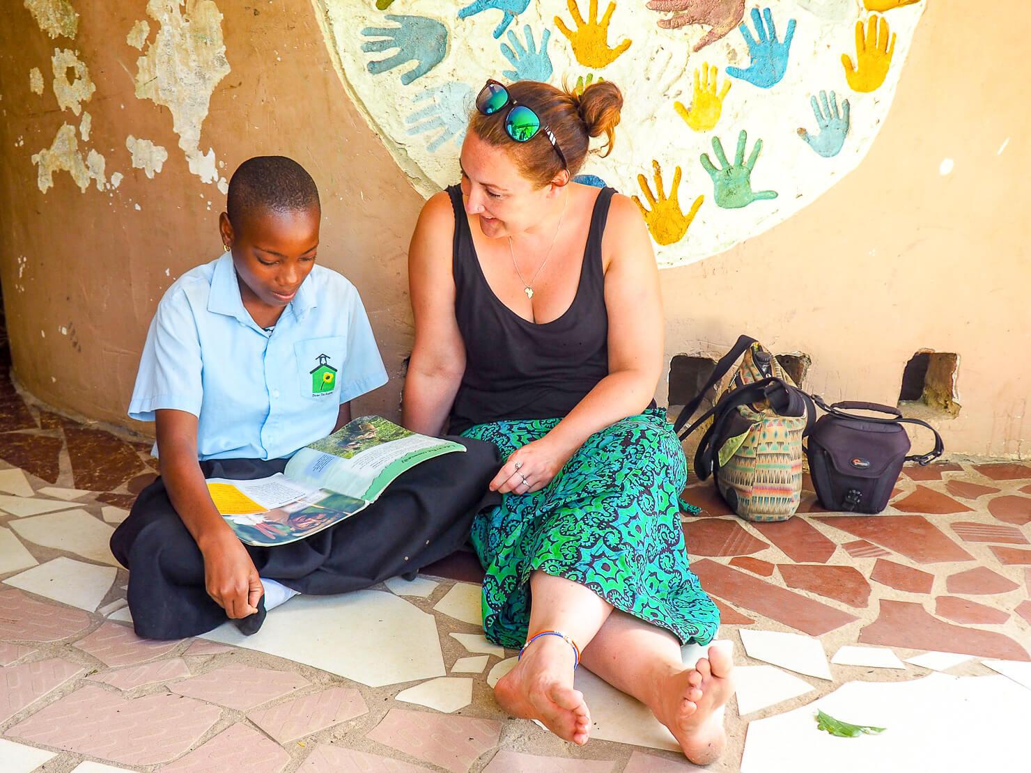 Steven Tito Academy, Bagamoyo - Rock My Adventure