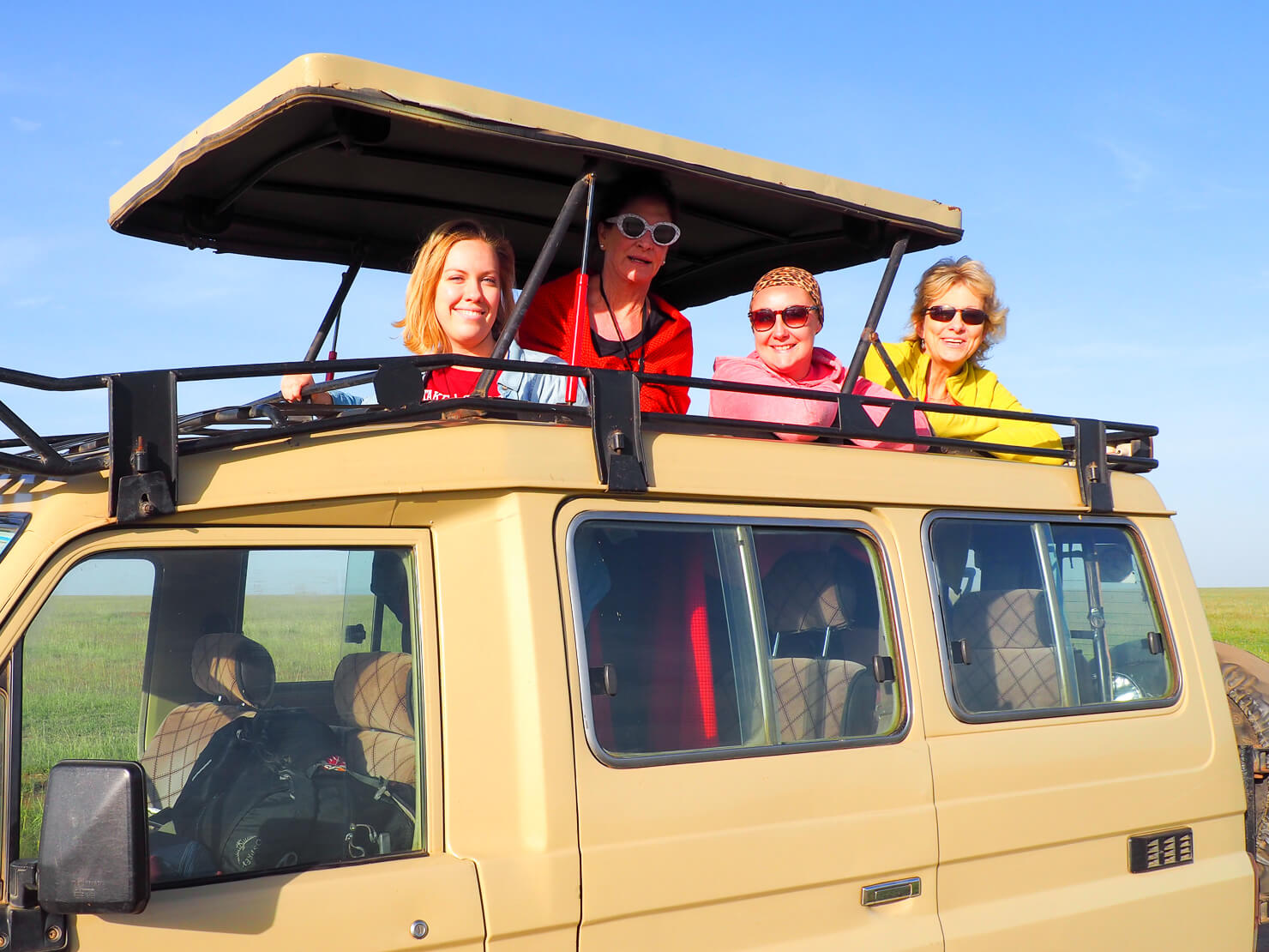 Serengeti Safari - Rock My Adventure