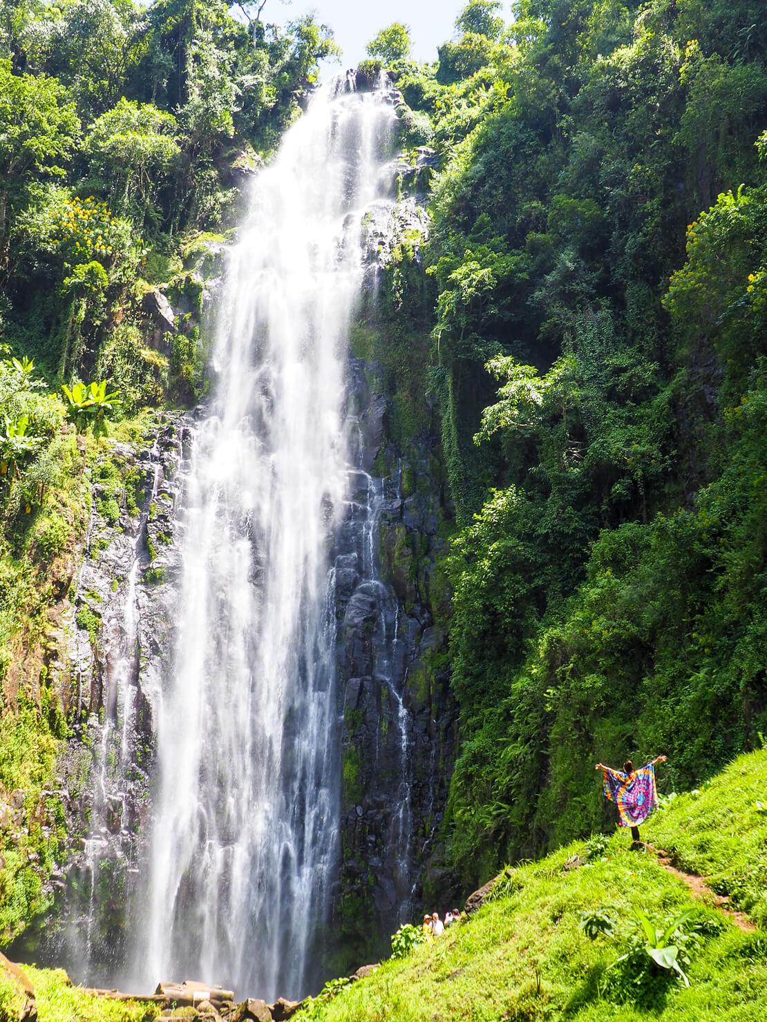 Materuni Waterfall, Moshi - Rock My Adventure