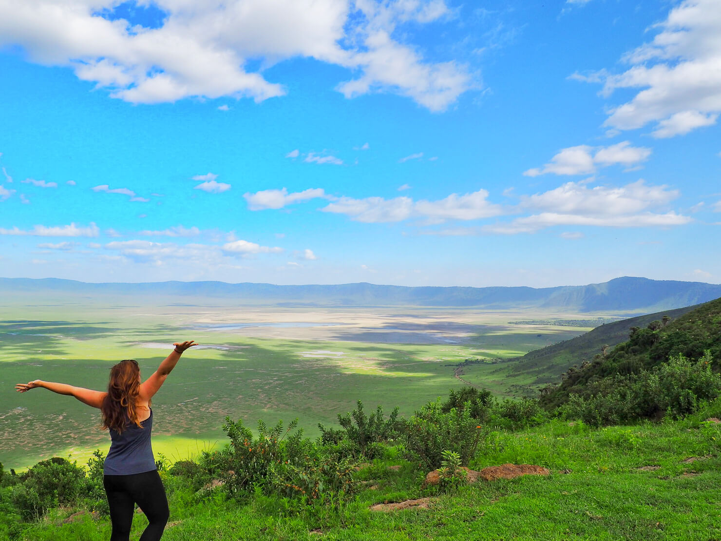 Ngorongoro Crater - Rock my Adventure
