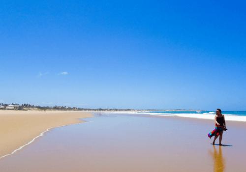 Tofo, Mozambique Tour