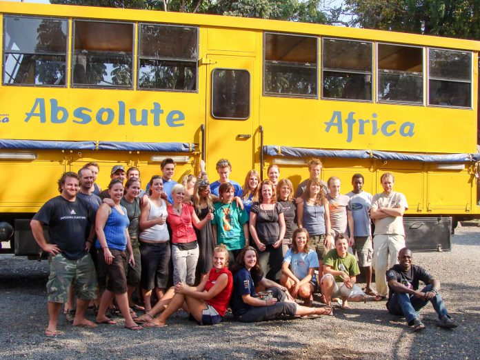 Overland Tour in Afrca