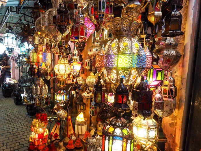 Souk of Marrakech