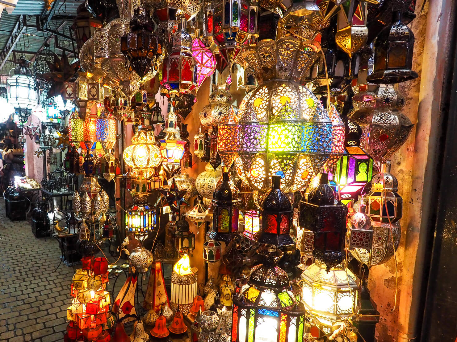 Souk of Marrakech - Marrakech Travel Tips