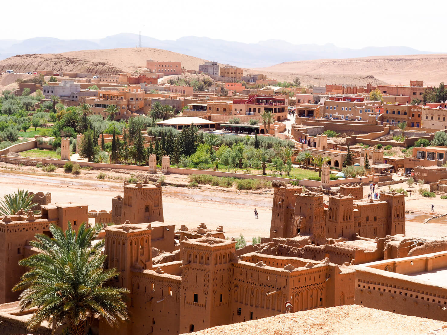 Aït Benhaddou, Morocco, Sahara Desert Small Group Tour
