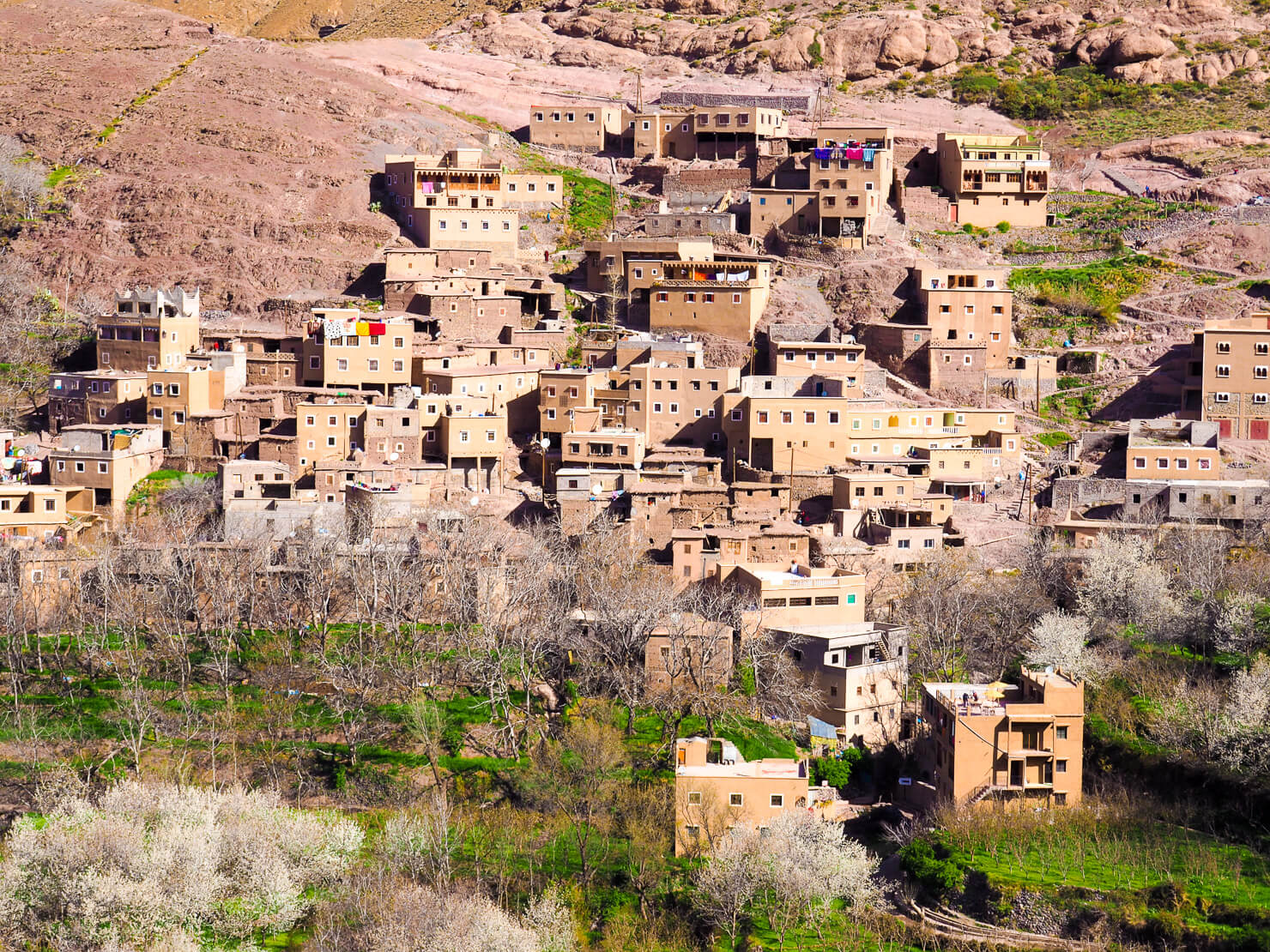 Imlil, Atlas Mountains Morocco Small Group Tour