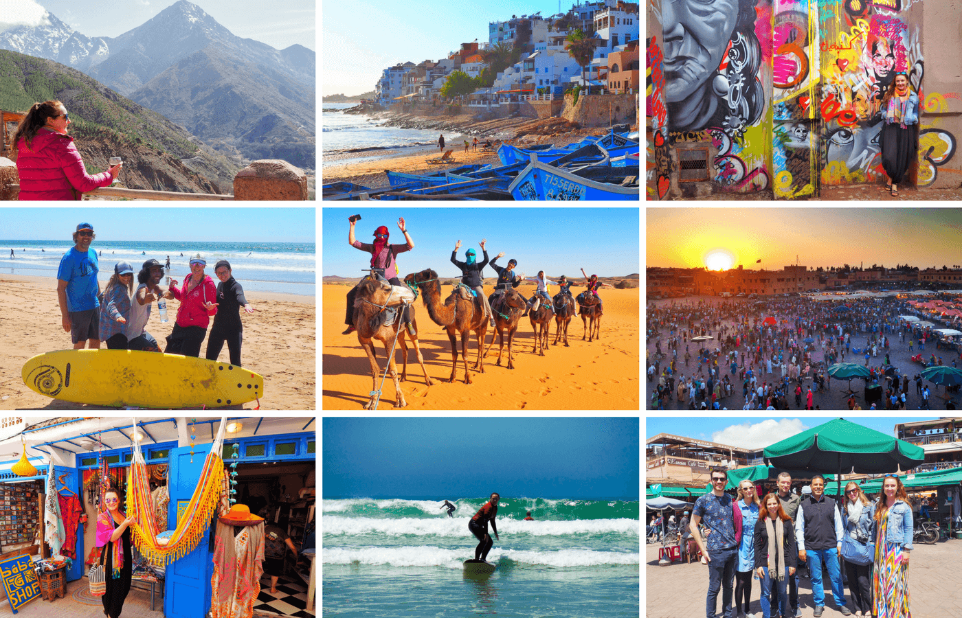 Morocco small group tour for solo travellers.