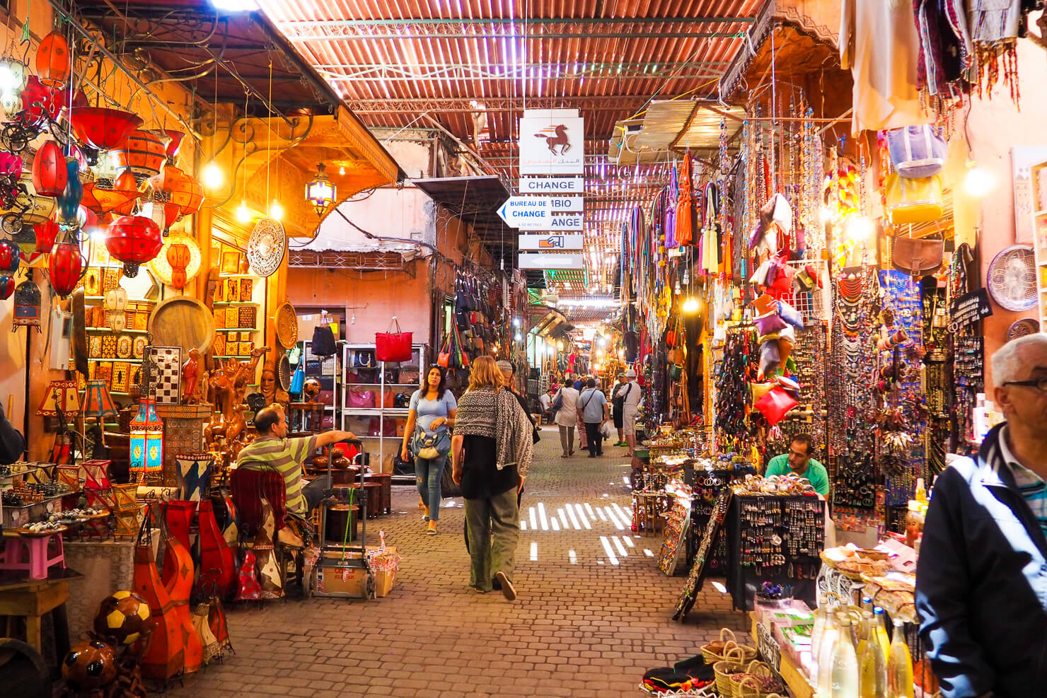 Marrakech Souk - Marrakech Travel Tips