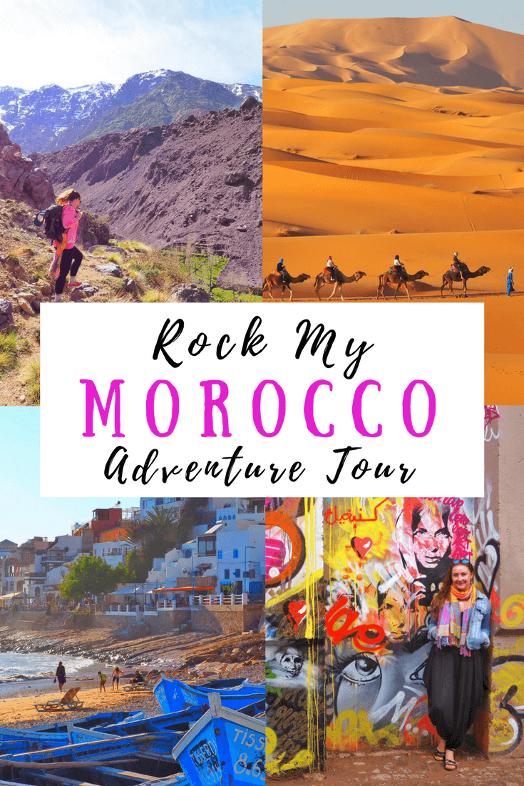 Small Group Morocco Adventure Tour for Solo Travellers