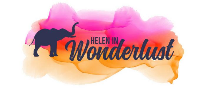 Helen in Wonderlust