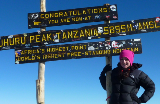 Kilimanjaro small group tour for solo travellers