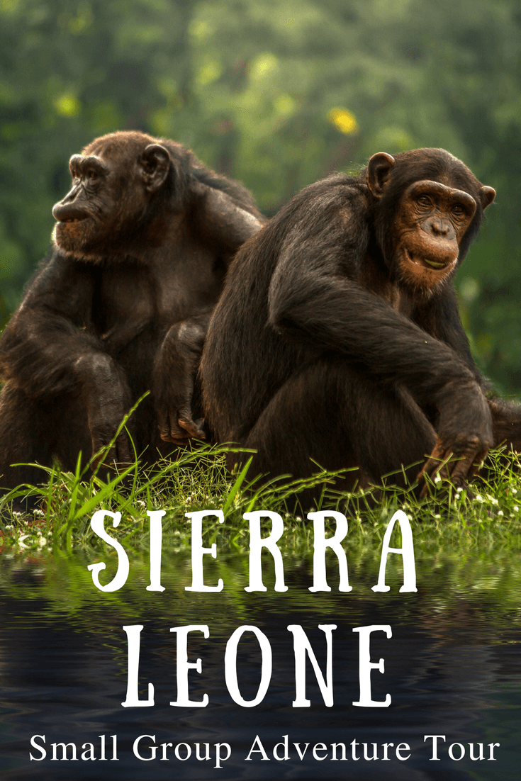 Sierra Leone: Small Group Adventure Tours for Solo Travellers