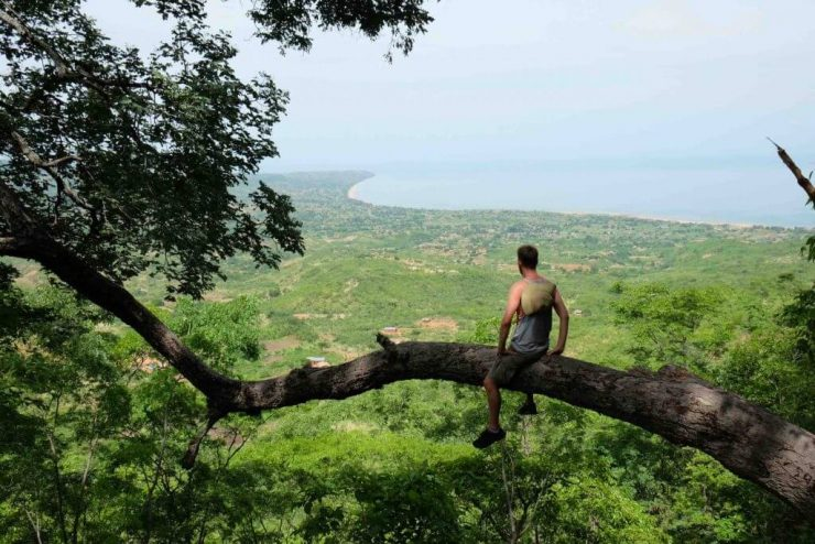 Hiking Livingstonia Malawi