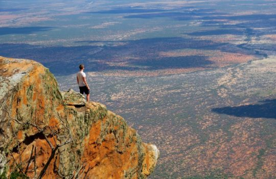 Mount Olokwe, Kenya