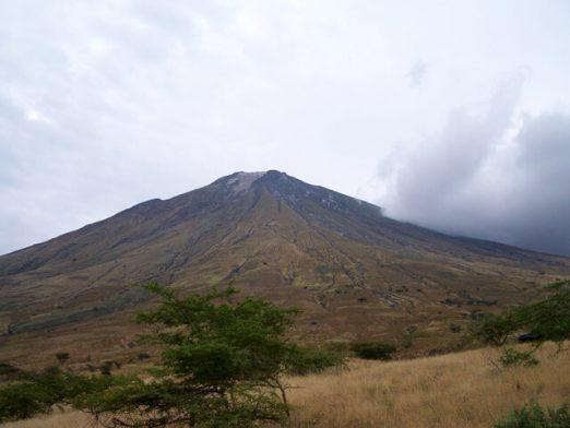 Ol Donyai Lengi Volcano