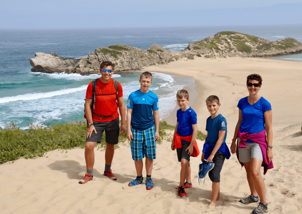 Hiking the Robberg Peninsular, South Africa